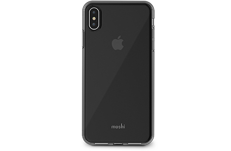 Чехол Moshi Vitros Slim Clear Case для iPhone Xs Max (прозрачный)